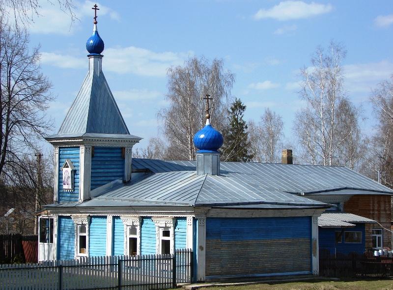 Церковь в Лучках