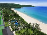 Панорама отеля Katathani Phuket Beach Resort 5*