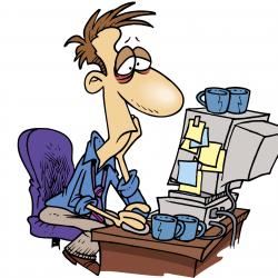 14 мая - День фрилансера! Фрилансер занят всегда!