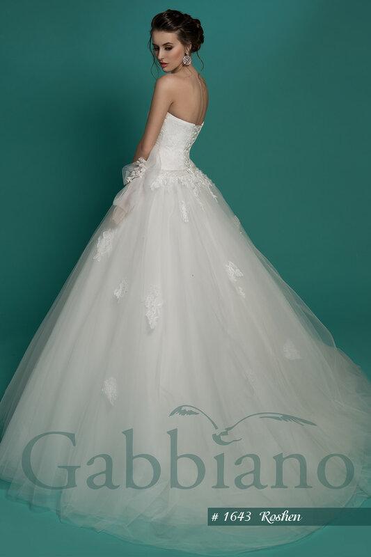Свадебное платье Рошен