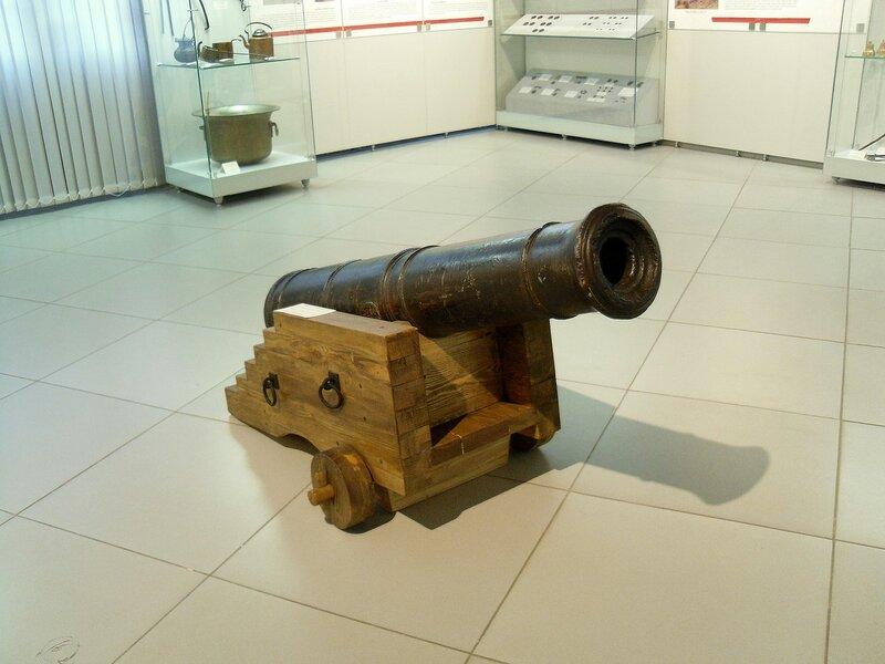 Новосибирская артиллерия.
