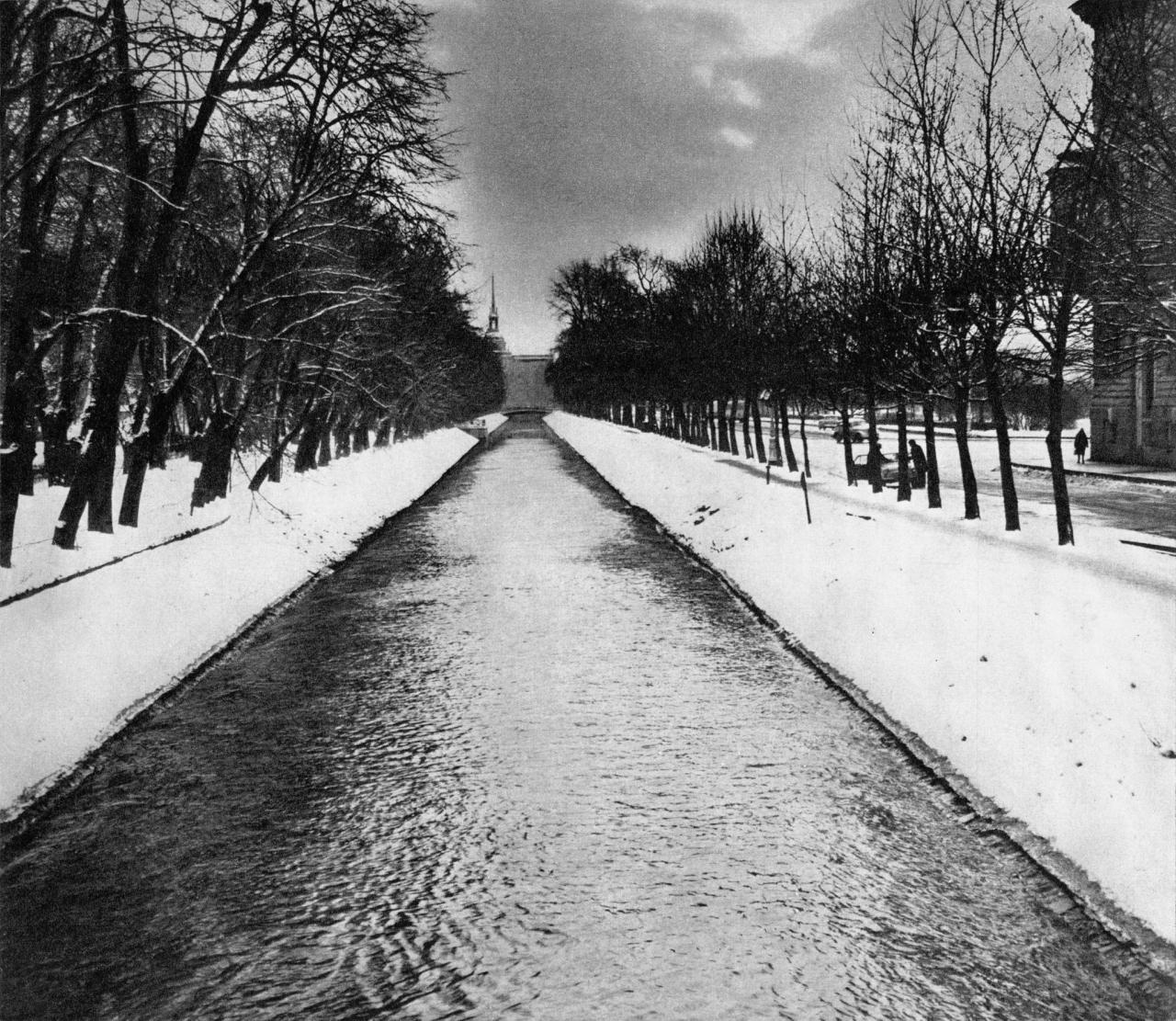Лебяжий канал / Swan Canal
