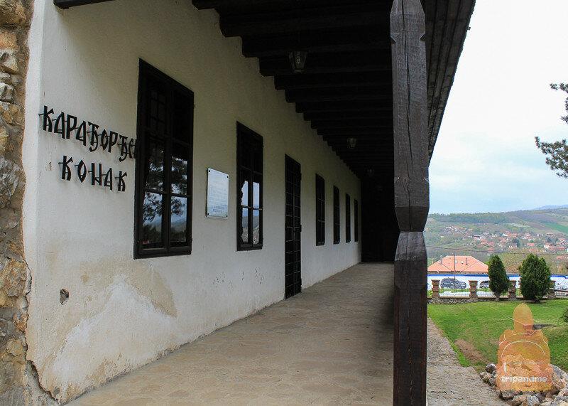 Вход в музей платный, музей внутри небольшой