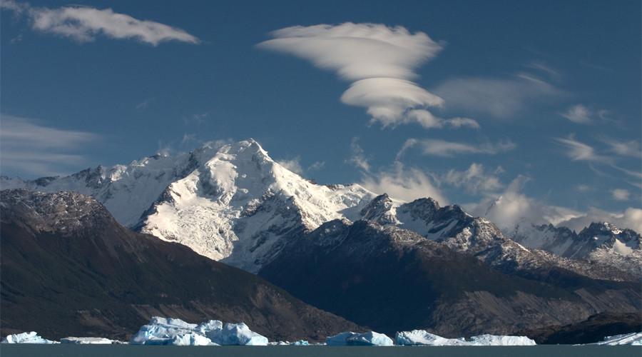 3. Северная Патагония, Чили Именно в Северной Патагонии удивительным образом сочетаются ледники, фьо