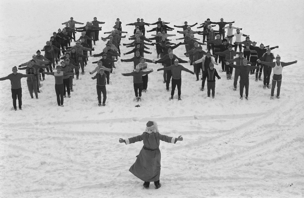 Москва, 1985 год.