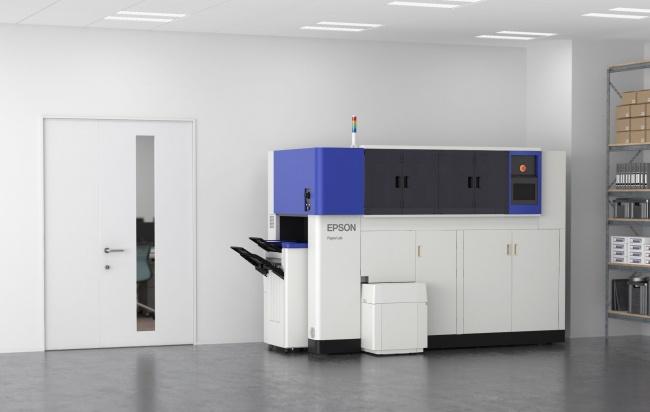 © epson  Компания Epson, известная своими принтерами, представила продукт PaperLab— персональ