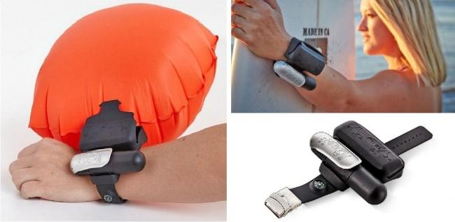 © hi-news  Американские дизайнеры создали браслет, который заполсекунды превращается вспасат