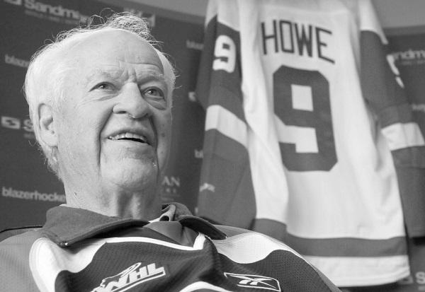 Всемирно известного канадского хоккеиста не стало на 88-м году жизни. Его вклад в профессиональный с
