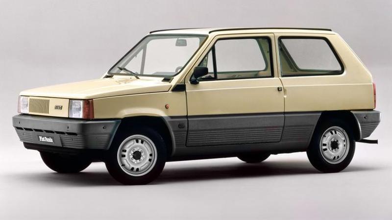 Fiat Panda 30 (141) '1980–84