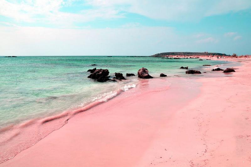 9. Элафониси, остров Элафониси, Крит , Греция. Лучшее время для посещения: с мая по октябрь.