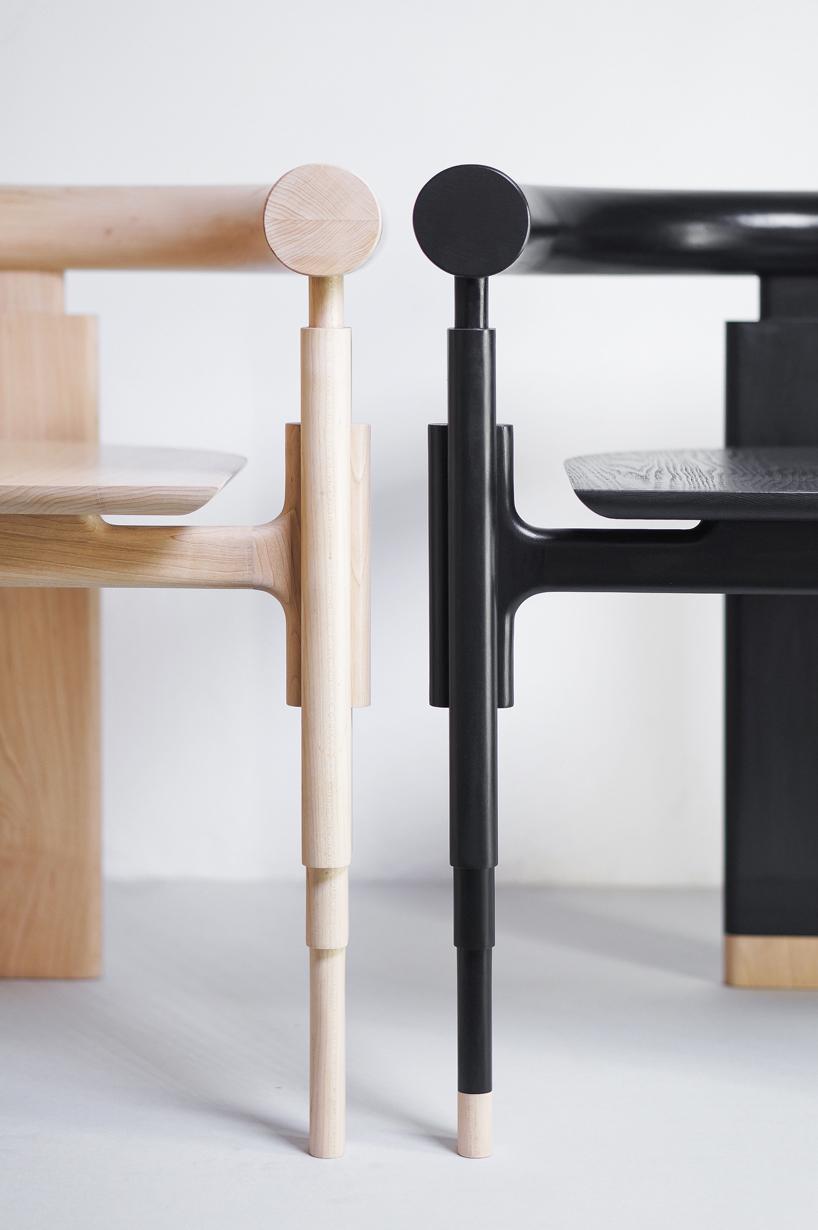 Мебель с элементами корейской пагоды