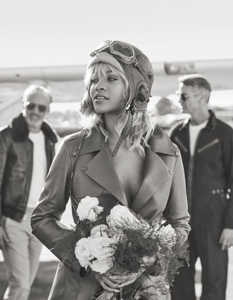 Рианна в Harper's Bazaar US
