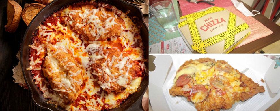 Курица парминьяна Курица парминьяна, какой ее знают в США, вероятно, уже продукт итало-американской
