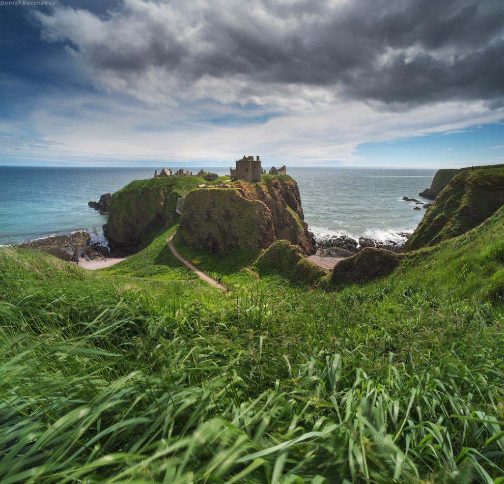 Еще один прекрасный замок, с удивительными интерьерами — Inveraray. Если вы мечтали побывать в