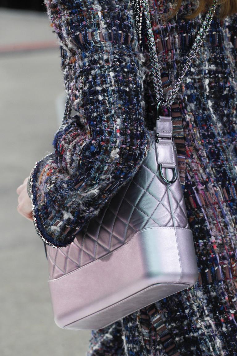 Неделя моды в Париже: Chanel F/W 2017/18