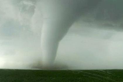 Ученые раскрыли происхождение «зоны смерти» внутри торнадо