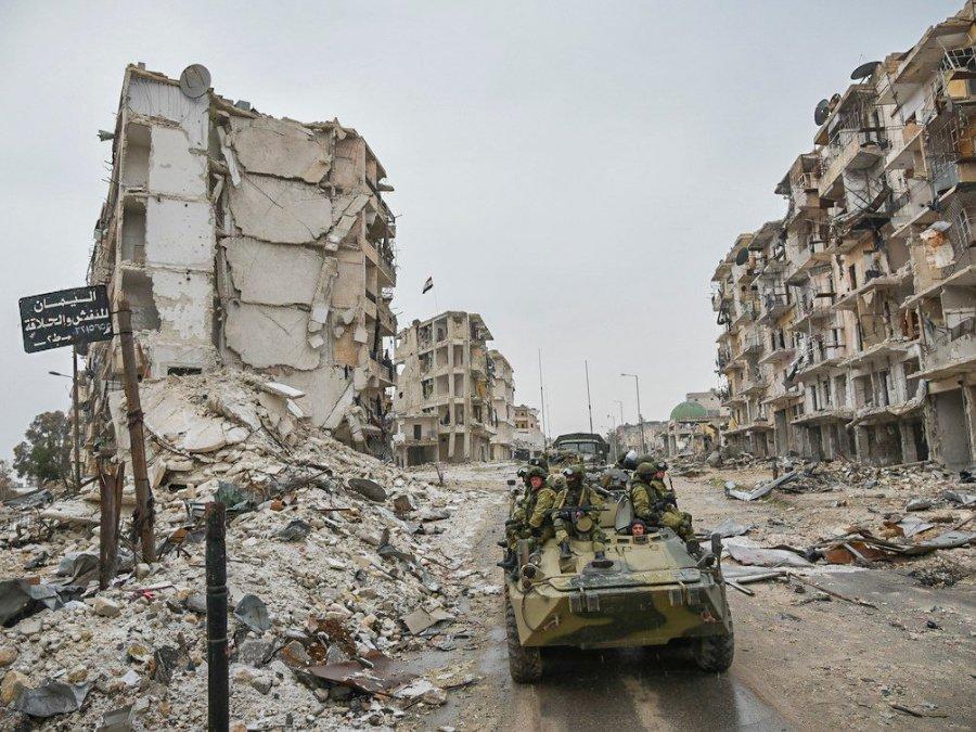 САА на100% освободила отбоевиков район Вади-Барада близ Дамаска