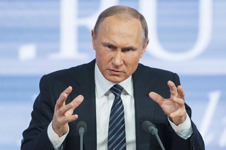 Киевские провокации имеют целью «вышибить» деньги из-за рубежа— Путин