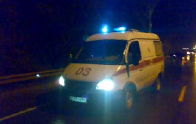 Ужасная авария натрассе вТульской области: фура придавила легковую машину