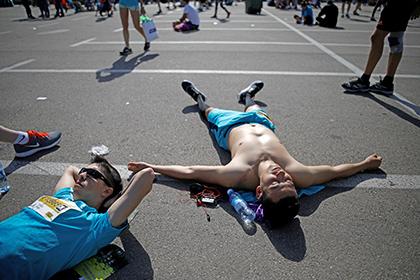 Ученые узнали, как марафон влияет напочки