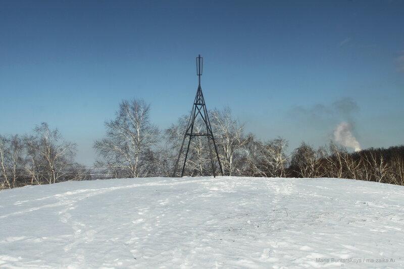 Пик пионеров, Саратов, 17 февраля 2017 года