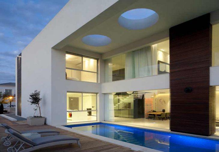 Savyon House D by Dan & Hila Israelevitz Architects