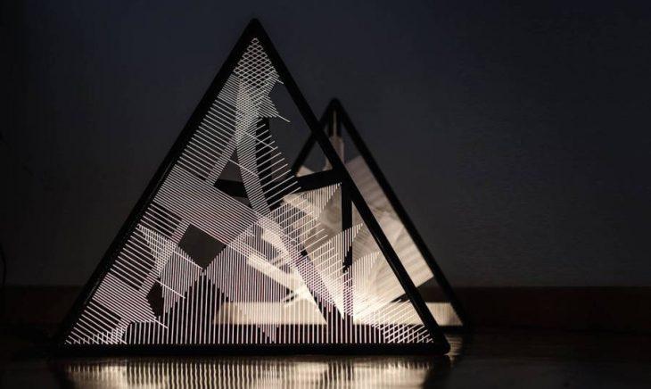 All Around Lamp by Maria Novozhilova