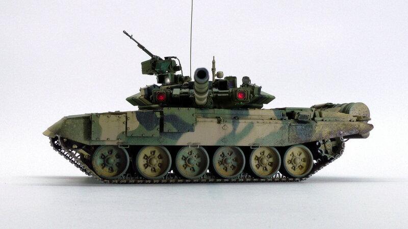 т-90А 1/35