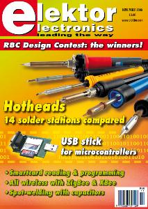 Magazine: Elektor Electronics - Страница 8 0_18fb4b_a9e5431d_orig