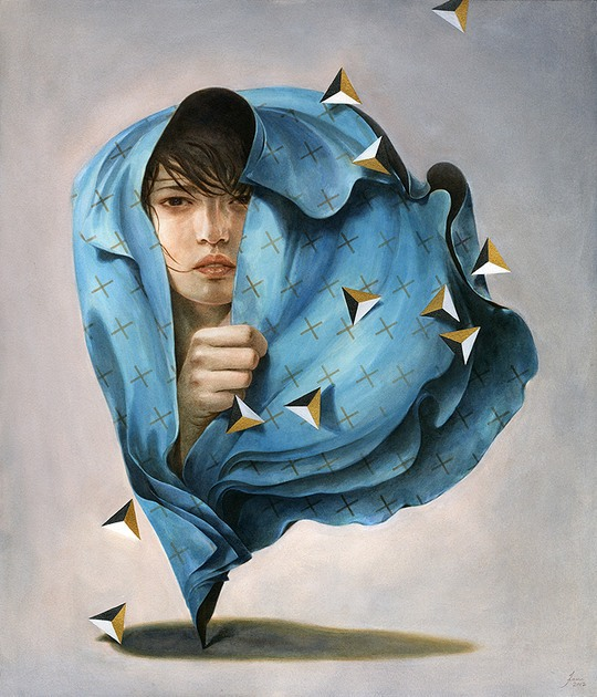 Brilliant Paintings by Tran Nguyen