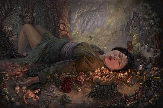 Creative Illustrations by Mia Araujo