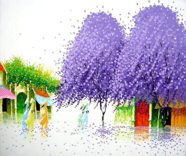 Vivid Artworks by Phan Thu Trang