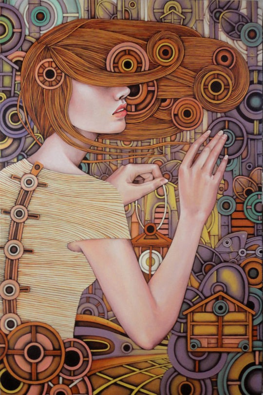 Amazing Paintings by Iyan de Jesus