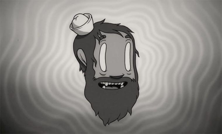 Dead Pirates - L'illustrateur McBess devoile une superbe animation vintage