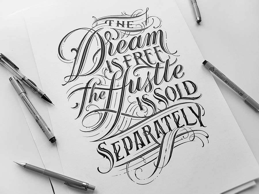 Wonderful Hand Lettering