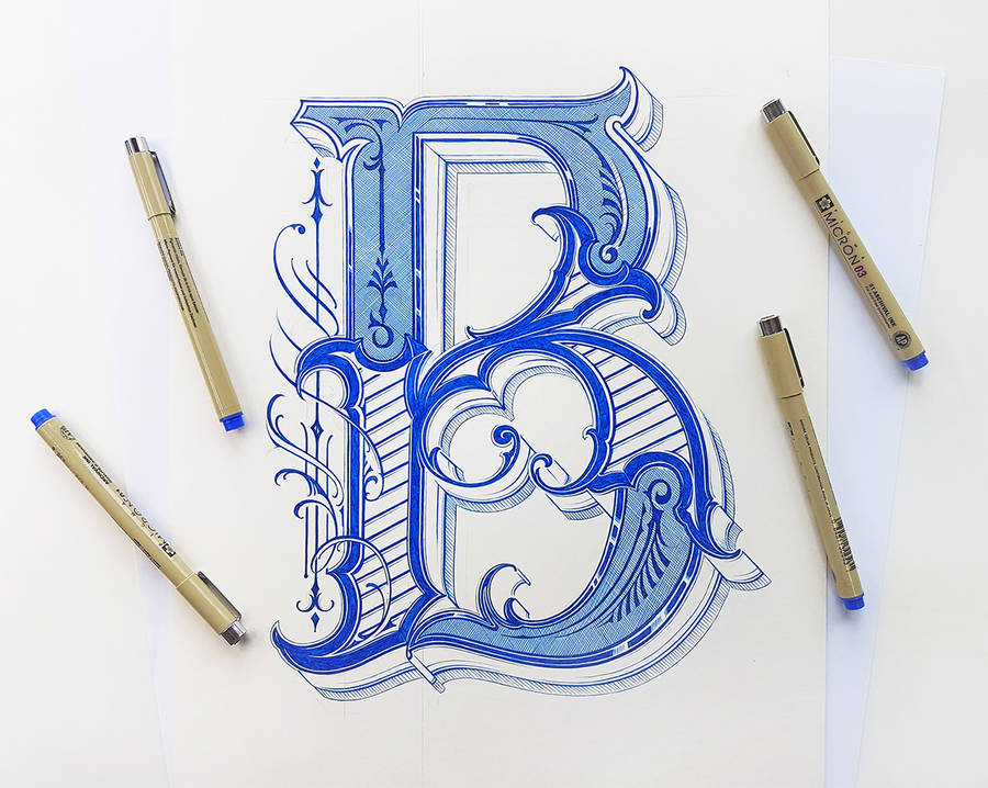 Wonderful Hand Lettering (12 pics)