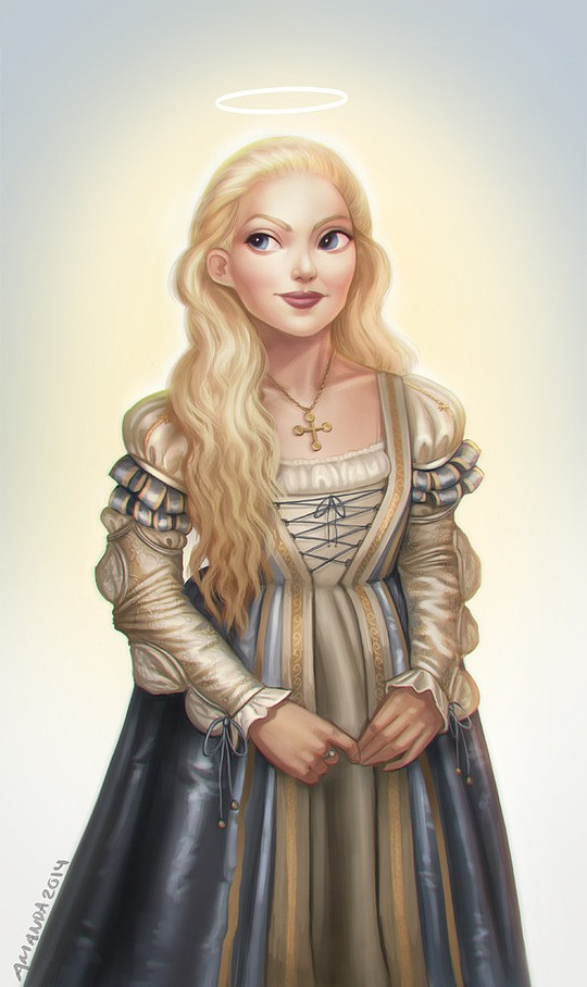 Fantasy Illustrations by Amanda Kihlstrom