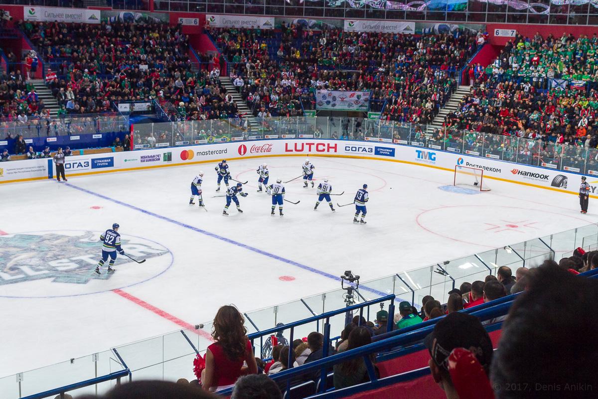 Матч Звёзд КХЛ 2017 фото 17