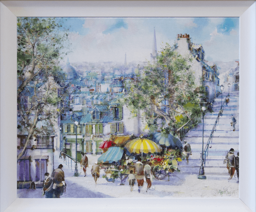 Jorge-Aguilar-Agon-To-Paris-From-Montmartre-Painting.png