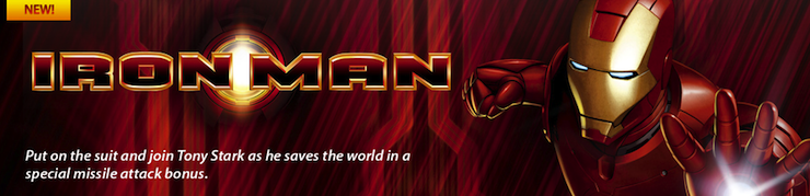 Iron Man слот