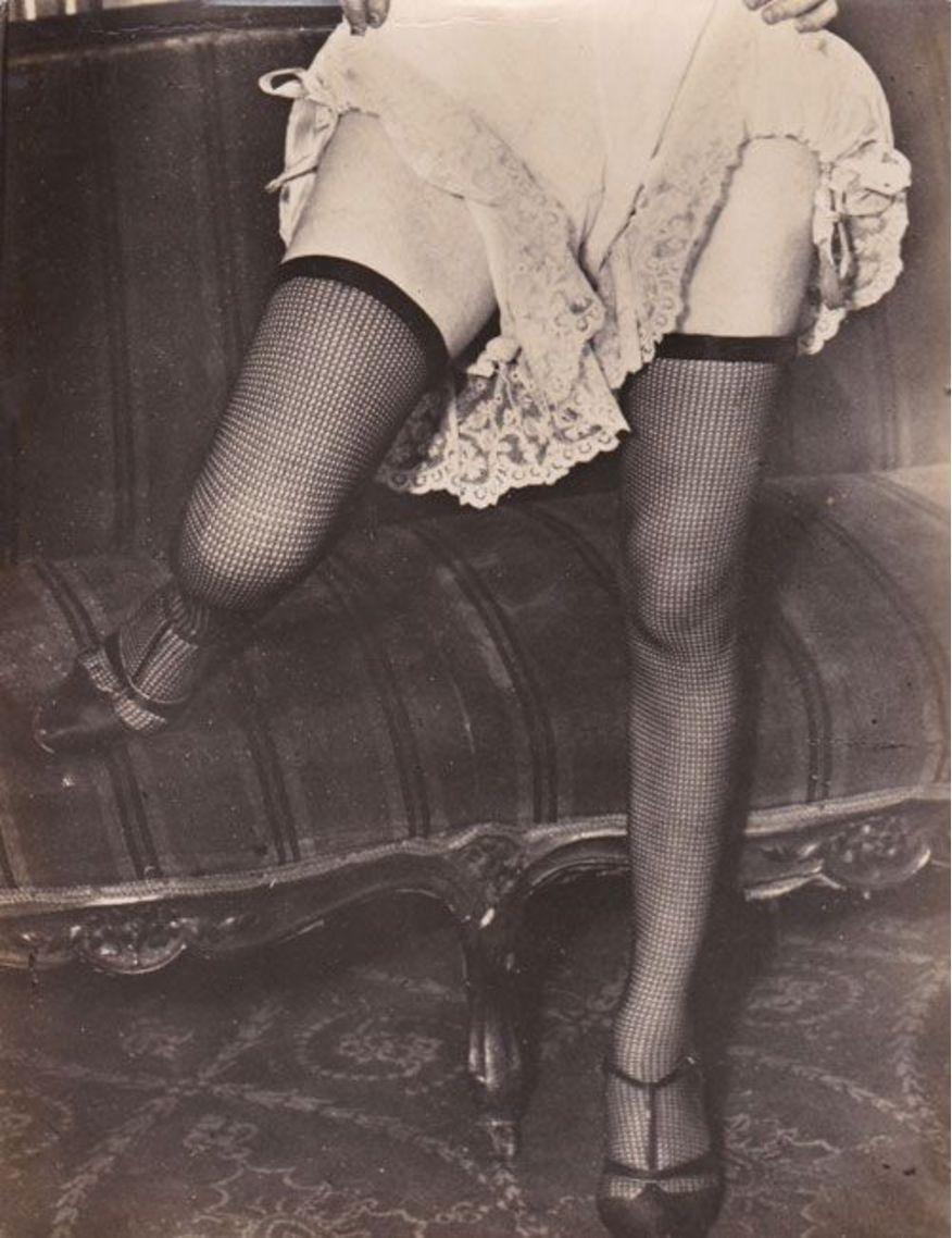 1932. Реклама нижнего белья «Diana Slip»