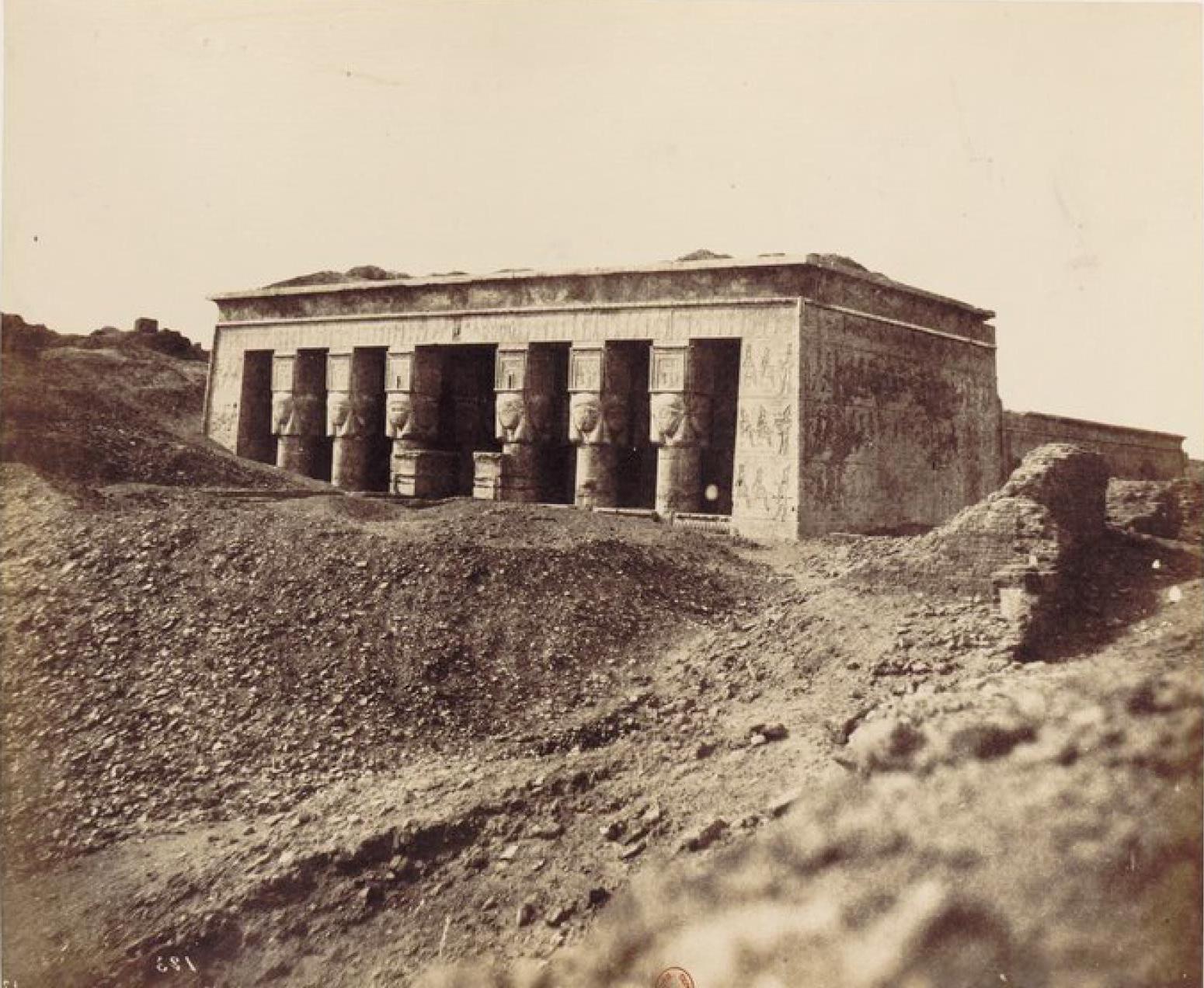 15. Дендера. Храм