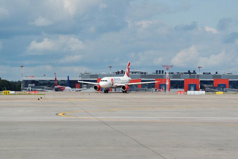Airbus A319-112 (OK-NEN) CSA - Czech Airlines 070_D807315