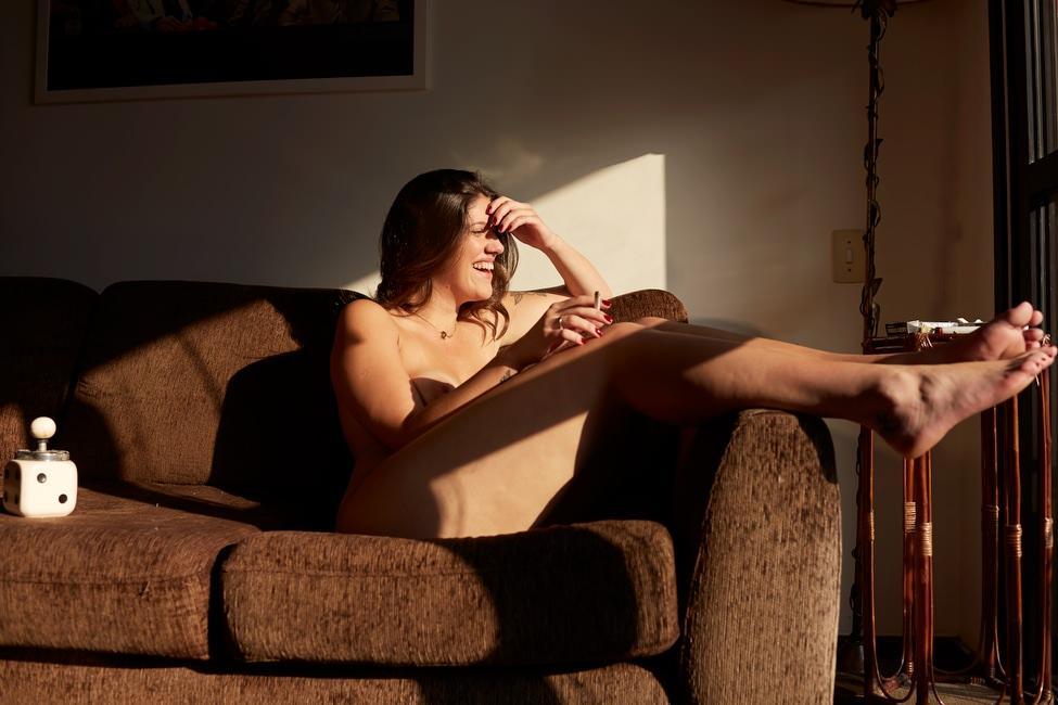 Обнаженные бразильянки на снимках Мэтта Блама
