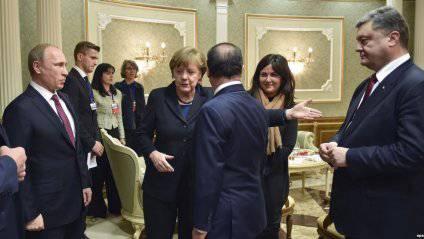 Порошенко покинул зал: В Берлине завершились переговоры в нормандском формате