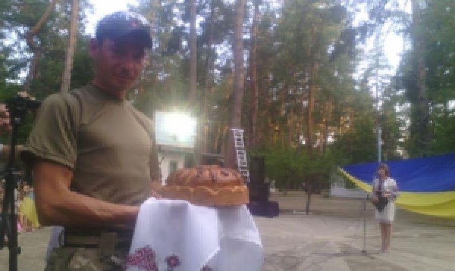 На Донетчине проведен патриотический лагерь
