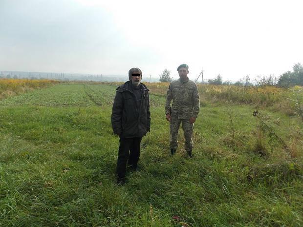 """""""А как же скрепы?"""": На Львовщине задержали россиянина, который хотел пешком сбежать в ЕС (фото)"""