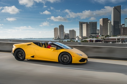 Lamborghini достиг рекордного роста продаж в России