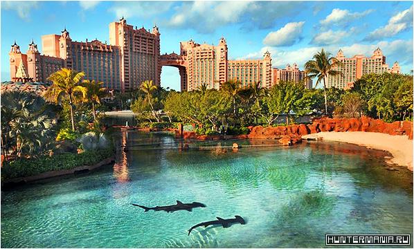 Казино Atlantis Resort. Азартное сердце острова Парадайз