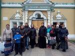 18 сентября слушатели богословских курсов в Мытищах посетили Троице-Сергиеву лавру и Московскую духовную академию, познакомились с историей и современной жизнью старейшего учебного заведения России, пообщались с аспирантами и преподавателями МДА
